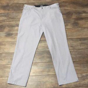 Adidas Golf Pants Medium Gray
